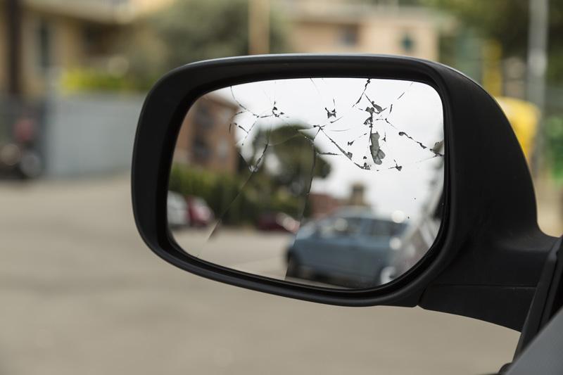 Rear View Mirror Replacement - Bozeman, MT