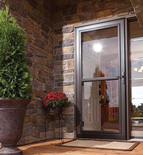 Larson Screen Doors & Doors | Western Glass Company Pezcame.Com