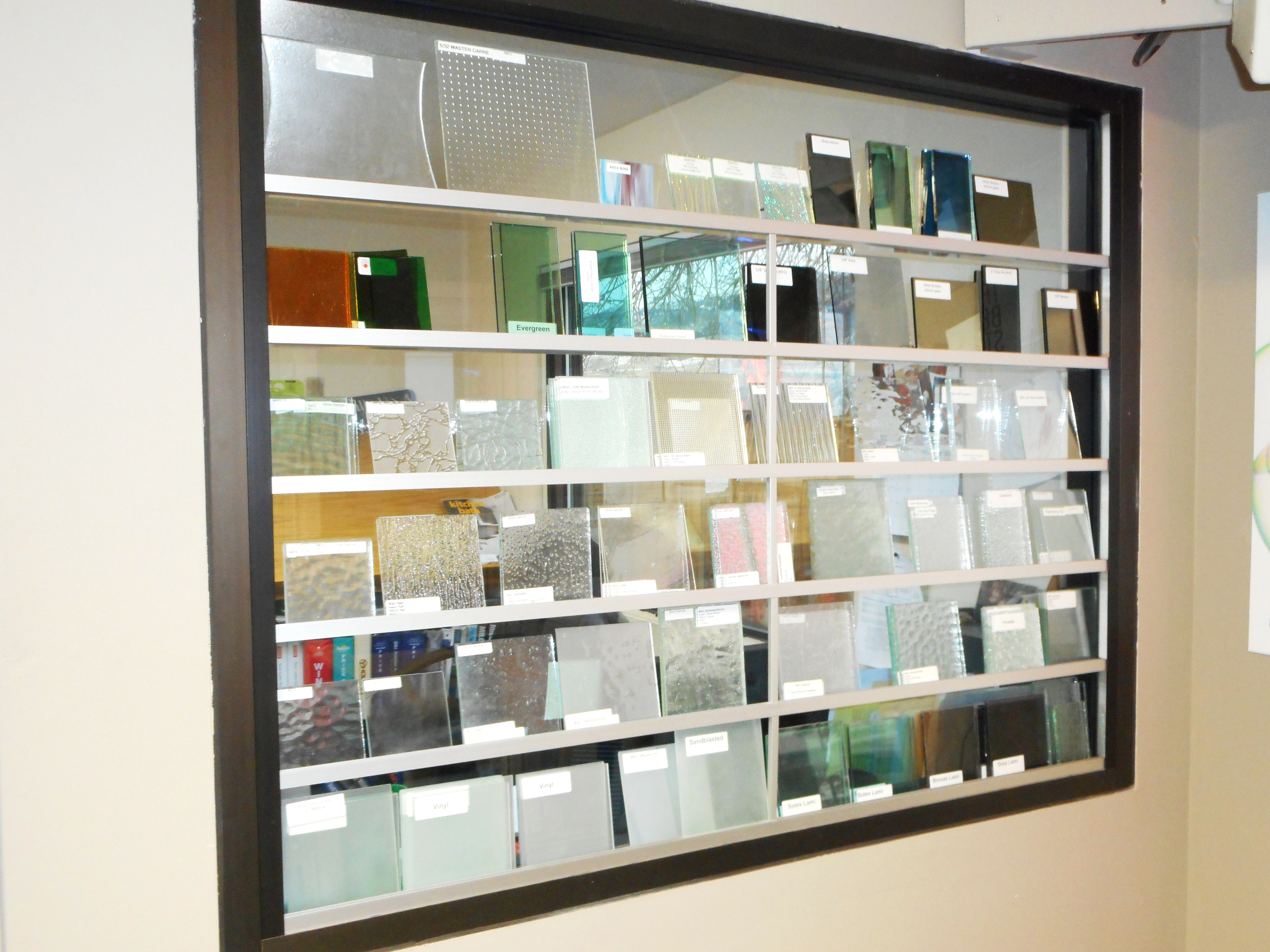 Specialty Glass Western Glass Company