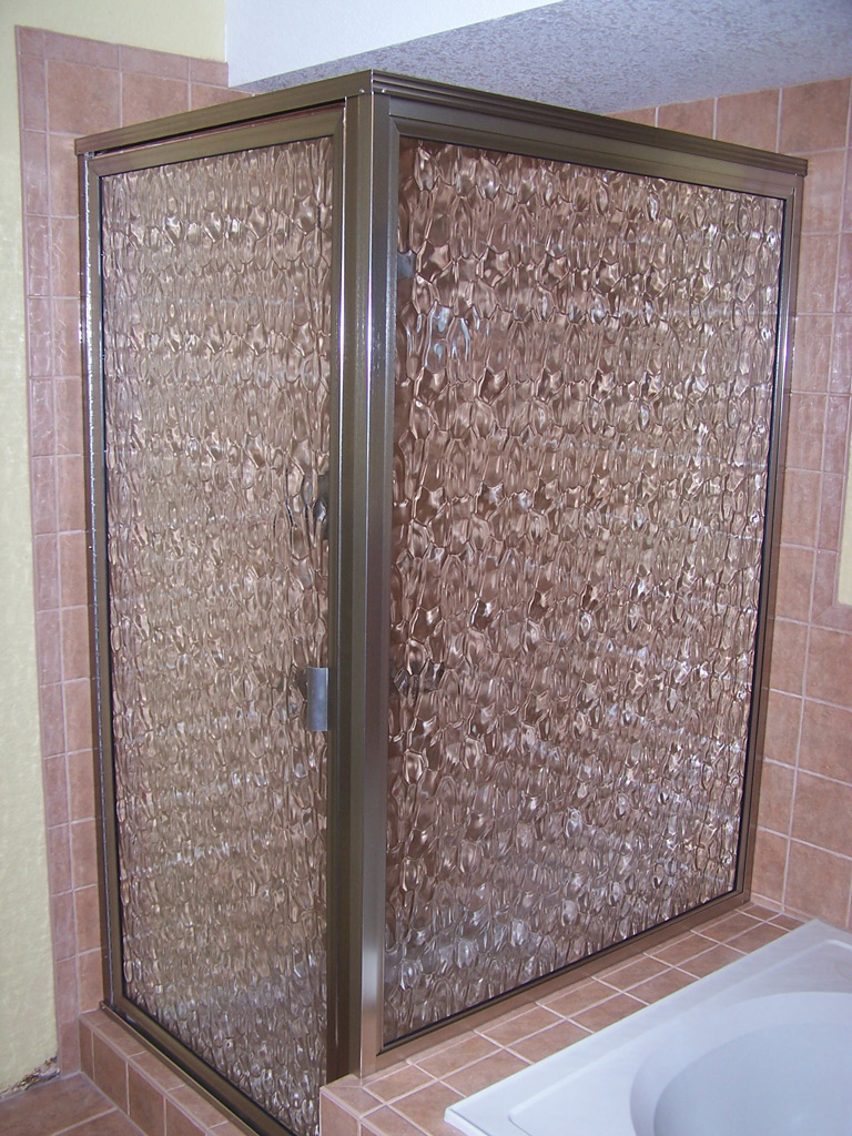 Frame Shower System W Fun Gl